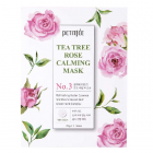 Маска для лица PETITFEE Tea Tree Rose Calming Mask