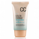 Крем CC для лица WELCOS Lotus Color Change Blemish Balm SPF25 PA++