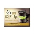 Мыло-скраб MUKUNGHWA Hardwood Charcoal Scrub Soap