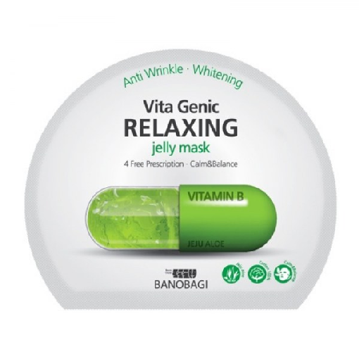 Маска для лица Banobagi Vita Genic Relaxing Jelly Mask