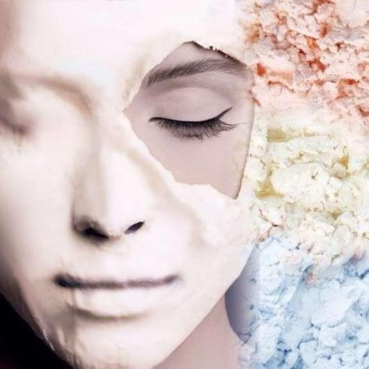 Маска альгинатная для лица ANSKIN Charcoal Modeling Mask пакет