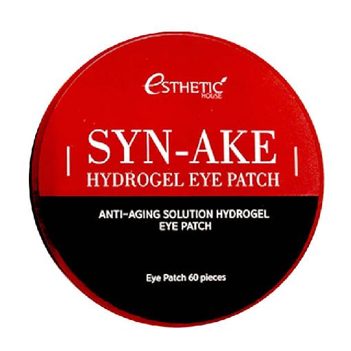 Патчи для глаз ESTHETIC HOUSE Syn-Ake Hydrogel Eye Patch