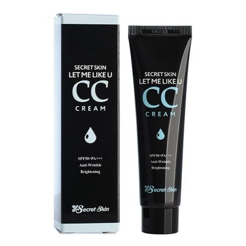 Крем СС для лица SECRET SKIN Let Me Like U CC Cream