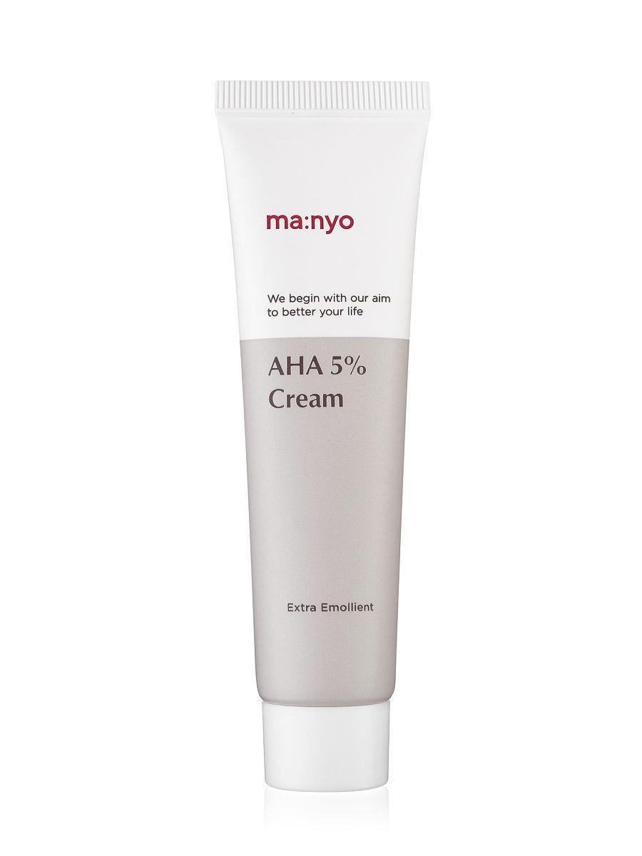 Крем для лица MANYO FACTORY AHA 5% Cream