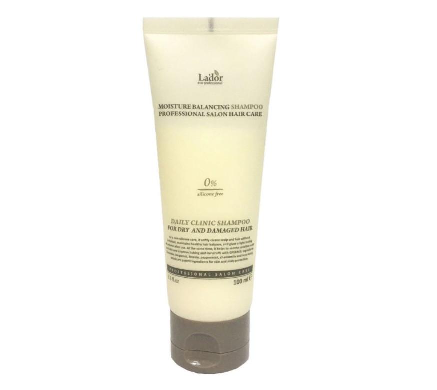 Шампунь для волос LADOR Moisture Balancing Shampoo