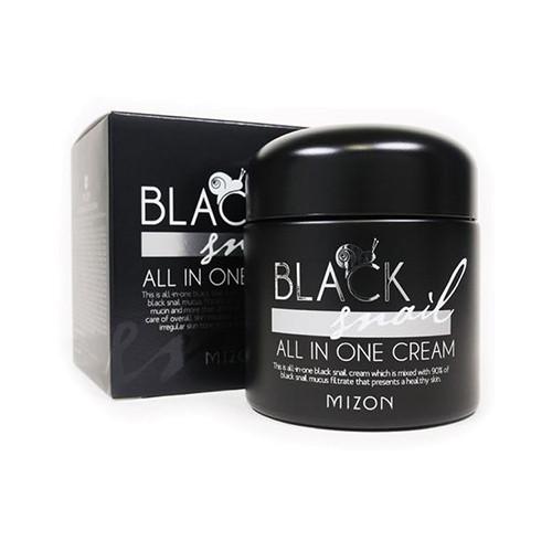 Крем для лица MIZON Black Snail All In One Cream