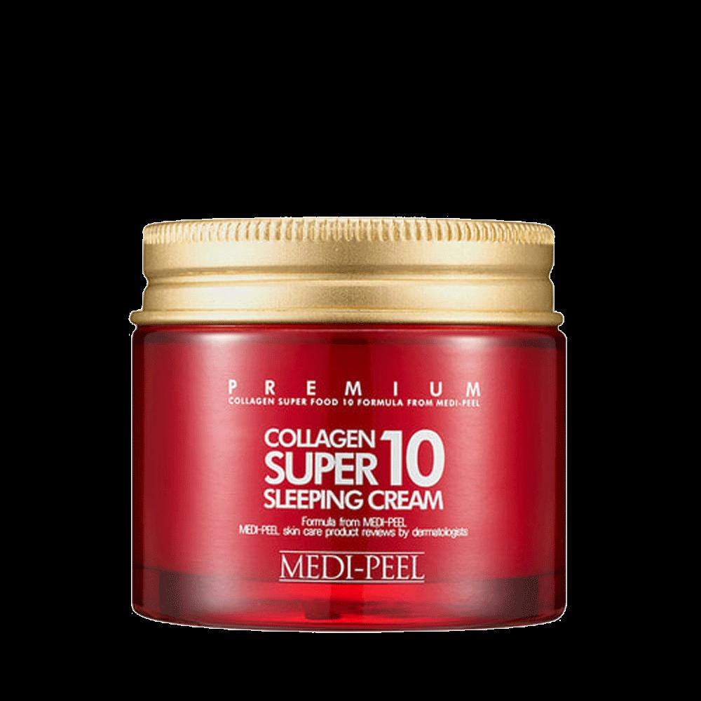 Крем для лица ночной MEDI-PEEL Collagen Super 10 Sleeping Cream