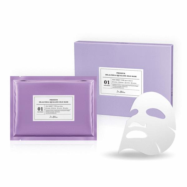 Маска для лица Dr. Althea Premium Squalane Silk Mask