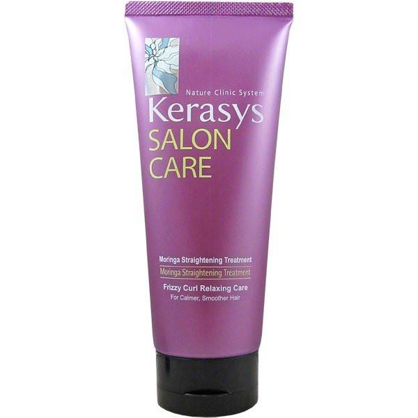 Маска для волос KERASYS Moringa Straightening Treatment