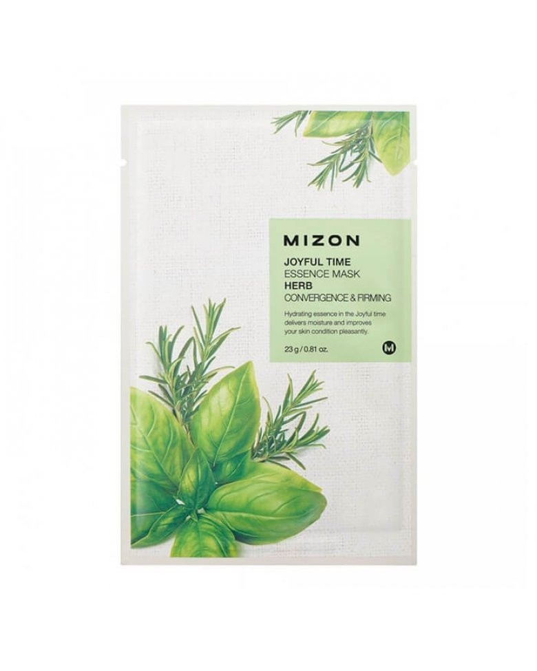 Маска для лица MIZON Joyful Time Essence Mask Herb