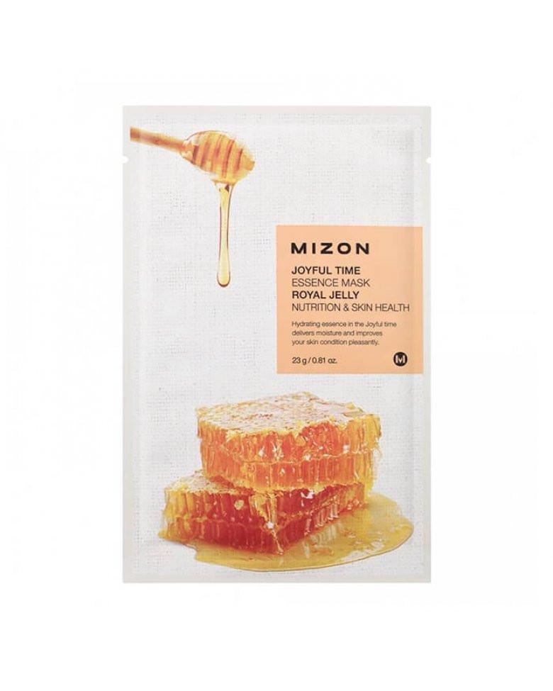 Маска для лица MIZON Joyful Time Essence Mask Royal Jelly