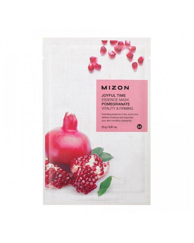 Маска для лица MIZON Joyful Time Essence Mask Pomegranate