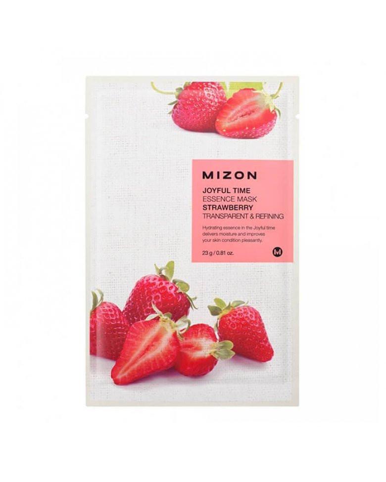 Маска для лица MIZON Joyful Time Essence Mask Strawberry