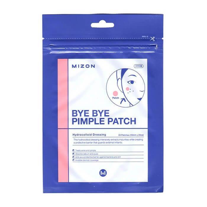 Патчи для лица MIZON Bye Bye Pimple Patch