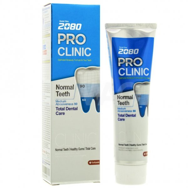 Зубная паста DENTAL CLINIC 2080 Pro-Clinic Профессиональная защита