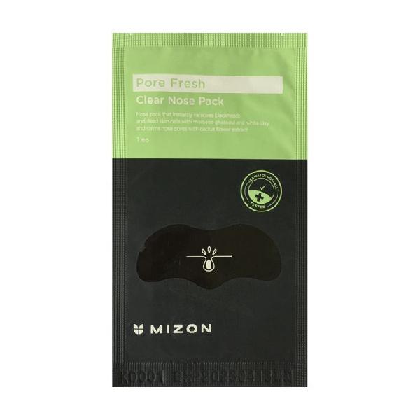 Патч для носа MIZON Pore Fresh Clear Nose Pack