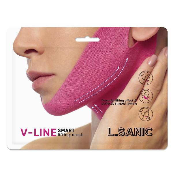 Маска-бандаж L.SANIC V-LINE Smart Lifting Mask