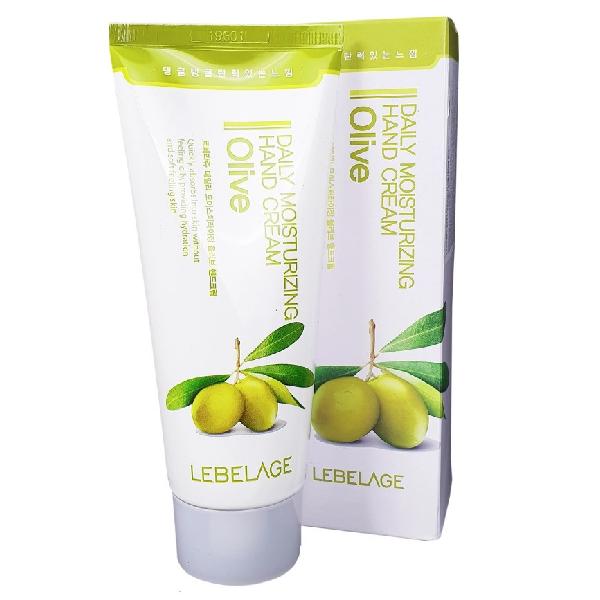 Крем для рук LEBELAGE Olive Hand Cream