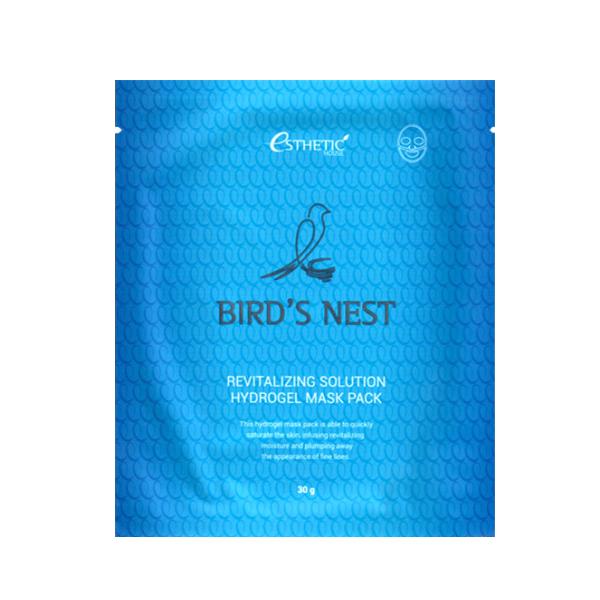 Маска для лица ESTHETIC HOUSE Bird's Nest Revitalizing Hydrogel Mask