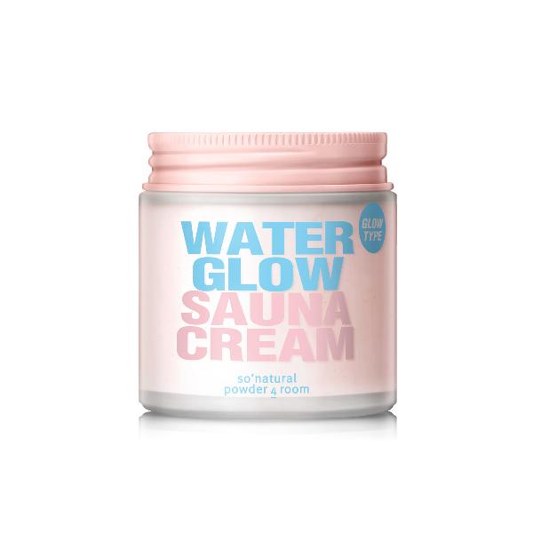 Крем для лица SO NATURAL Water Glow Sauna Cream