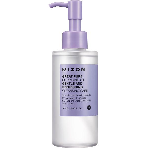 Масло гидрофильное MIZON Great Pure Cleansing Oil