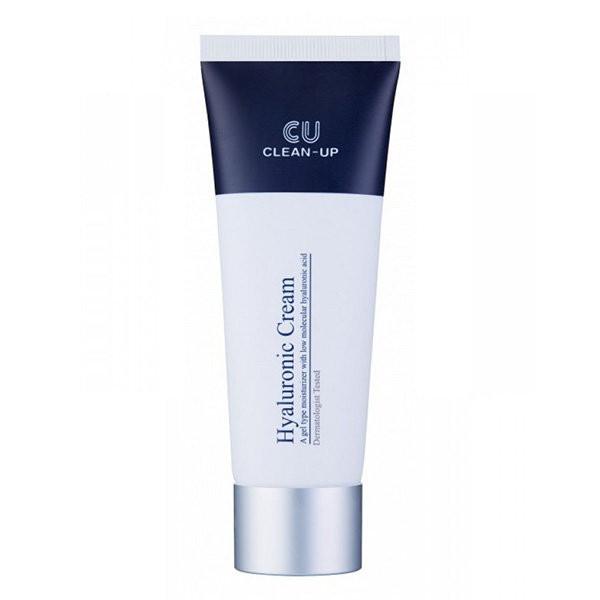 Крем-гель для лица CU SKIN CLEAN-UP Hyaluronic Cream