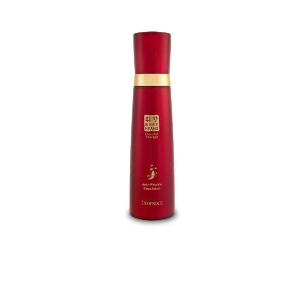 Эмульсия для лица DEOPROCE Whee Hyang Anti-Wrinkle Emulsion
