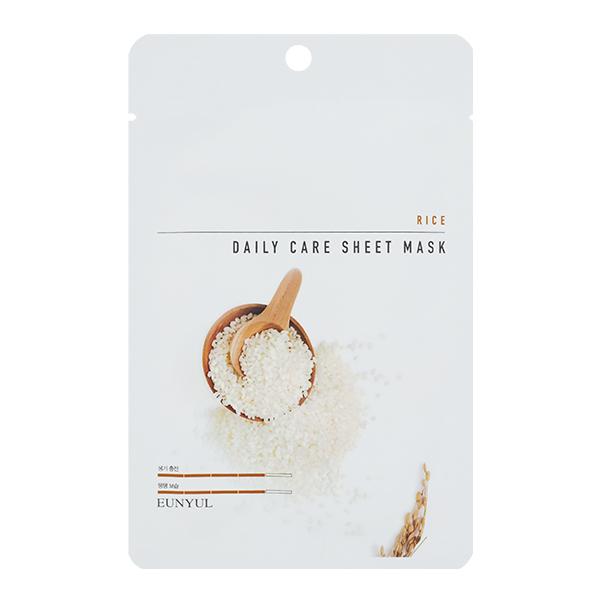 Маска для лица EUNYUL Daily Care Sheet Mask Rice
