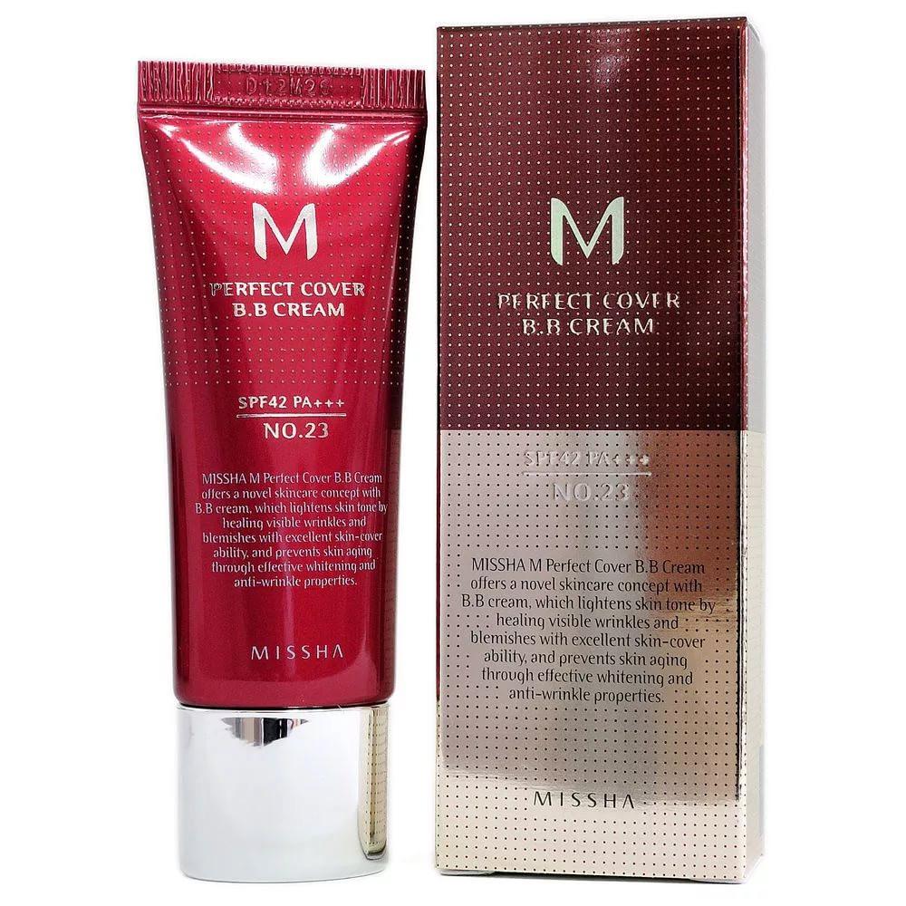 Крем BB для лица MISSHA Perfect Cover BB Cream 20 мл