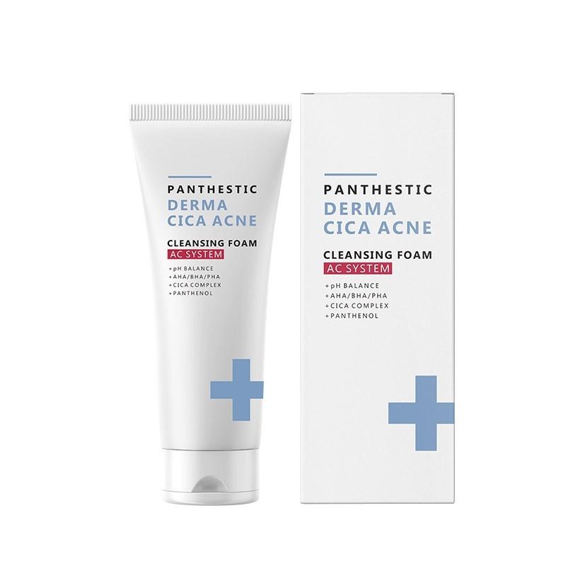 Пенка для умывания EVAS Panthestic Derma Cica Acne Cleansing Foam