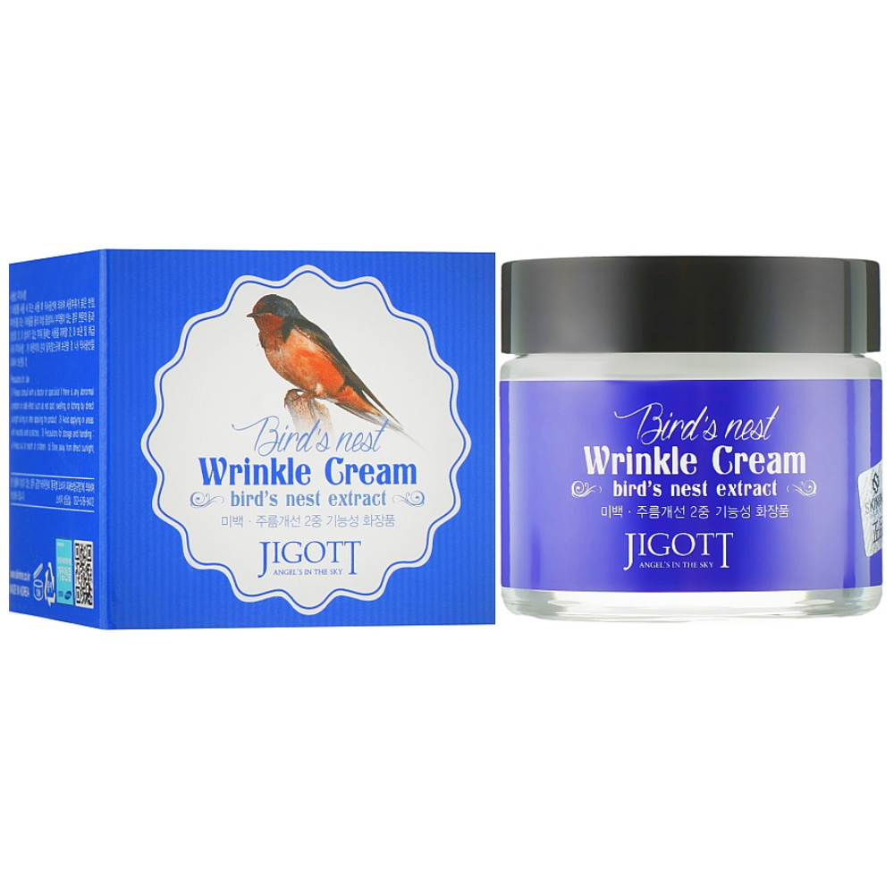 Крем для лица JIGOTT Bird's Nest Wrinkle Cream