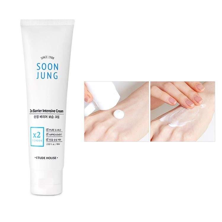 Крем для лица ETUDE HOUSE Soon Jung 2x Barrier Intensive Cream