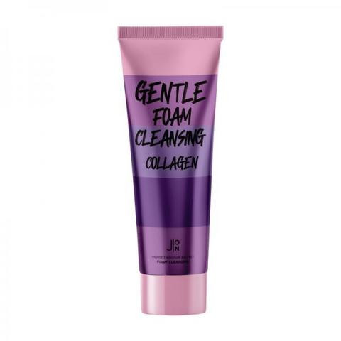 Пенка для умывания J:ON Gentle Foam Cleansing Collagen