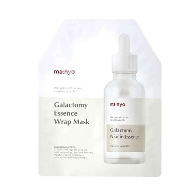 Маска для лица MANYO FACTORY Galactomy Essence Wrap Mask