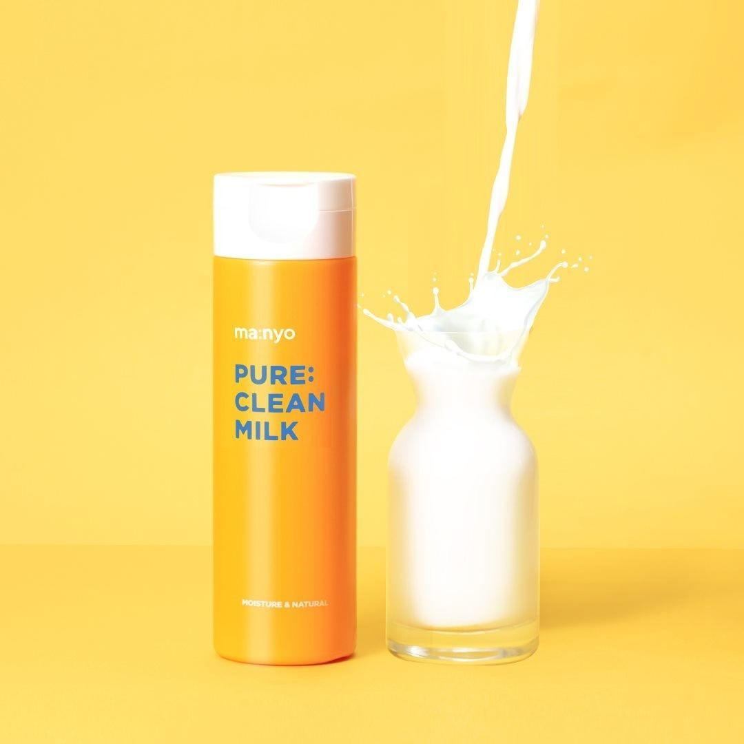 Очищающее молочко MANYO FACTORY Pure Cleansing Milk