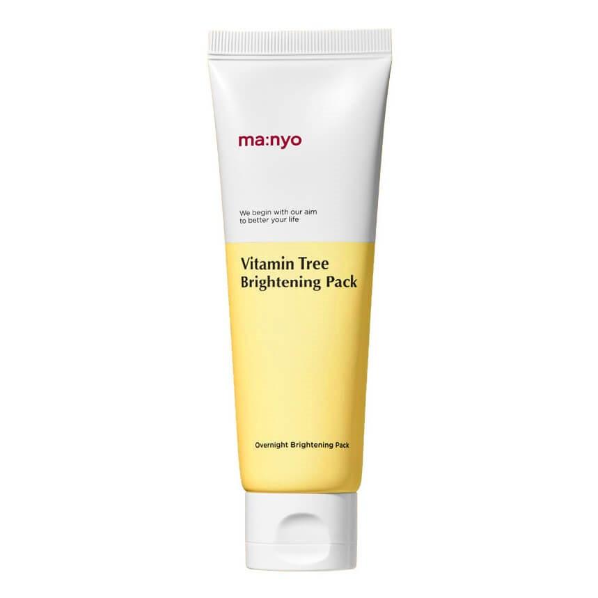 Маска для лица MANYO FACTORY Vitamin Tree Brightening Pack