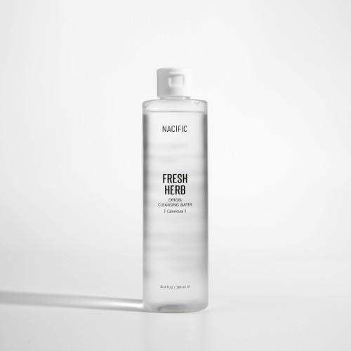 Мицеллярная вода NACIFIC Fresh Herb Origin Cleansing Water Calendula