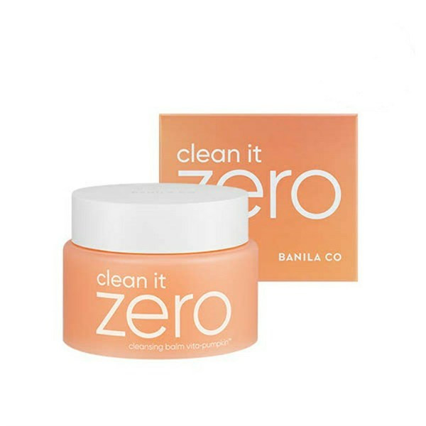 Очищающий бальзам BANILA CO Clean It Zero Cleansing Balm Pumpkin