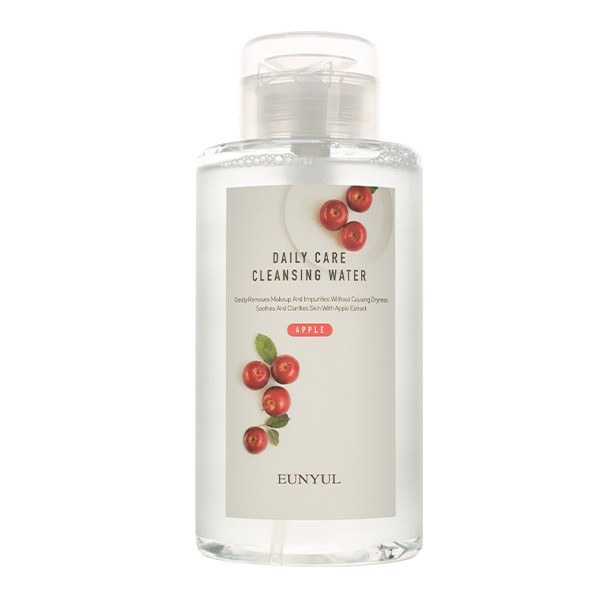 Мицеллярная вода EUNYUL Daily Care Apple Cleansing Water