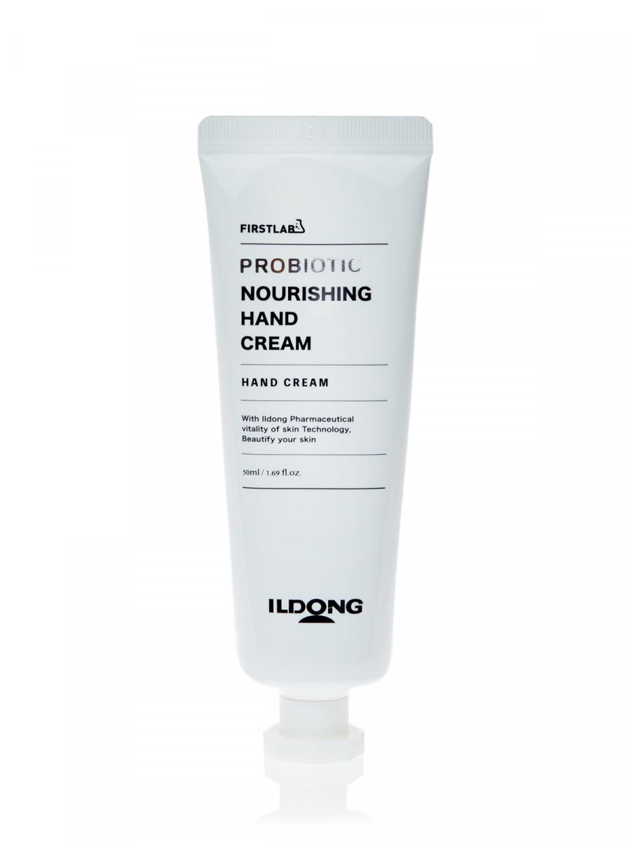 Крем для рук ILDONG FIRSTLAB Probiotic Nourishing Hand Cream