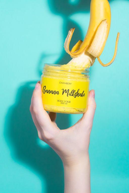 Скраб для тела CHAMBERY Banana Milkshake