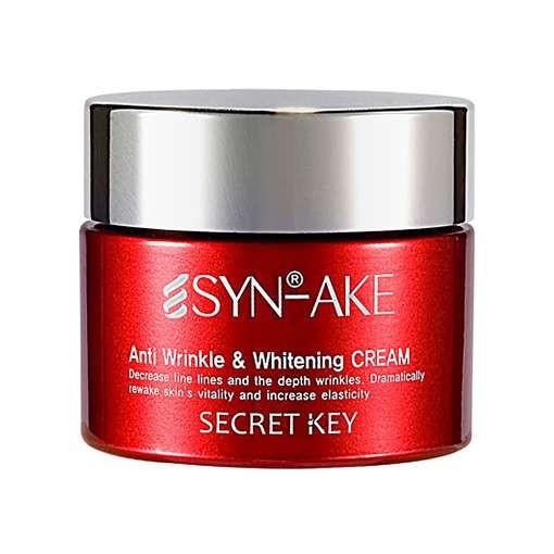 Крем для лица SECRET KEY Syn Ake Anti Wrinkle & Whitening Cream