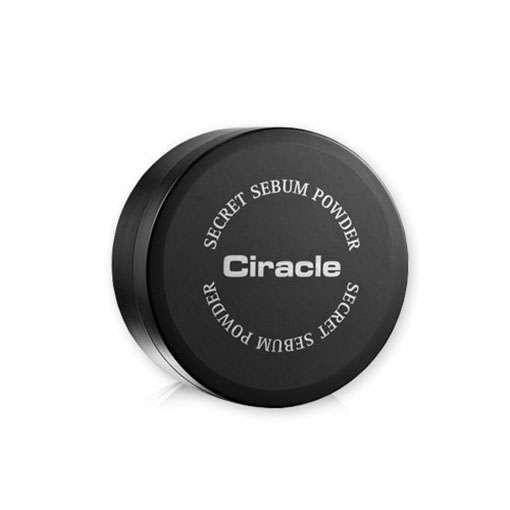 Пудра для лица CIRACLE Secret Sebum Powder