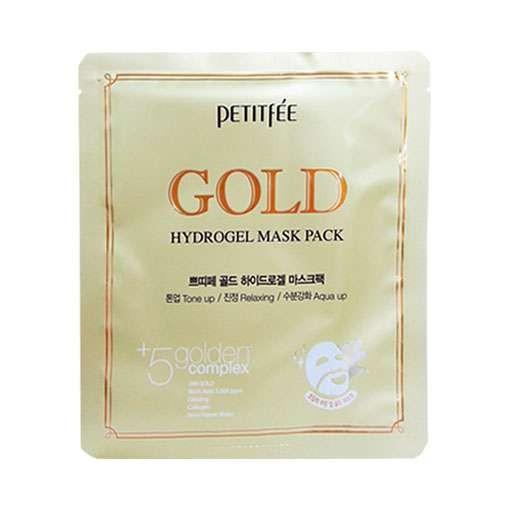 Маска для лица PETITFEE Gold Hydrogel Mask Pack