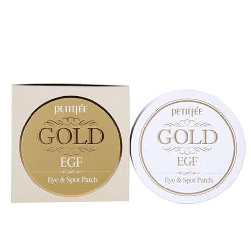 Патчи для век PETITFEE Gold & EGF Eye & Spot Patch