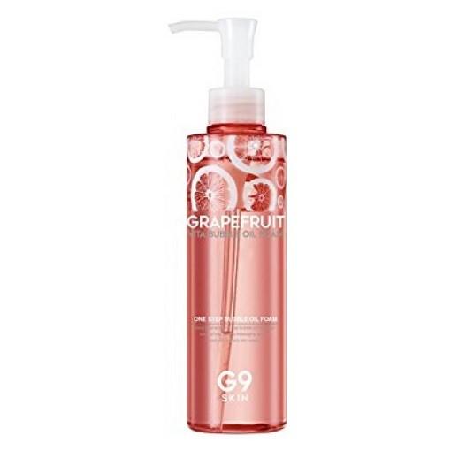 Пенка для умывания G9 Skin Grapefruit Vita Bubble Oil Foam