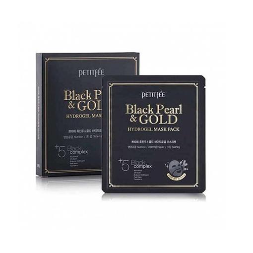 Маска для лица PETITFEE Black Pearl & Gold Hydrogel Mask Pack
